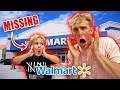 I LOST MINI JAKE PAUL IN WALMART!! *help*