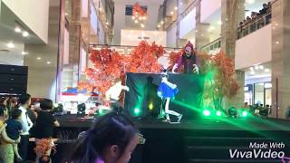 Cosplay Performance [UNDERTALE] Stronger Than You (Chara Response)