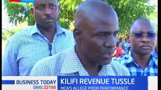 Business Today - 20th February 2018 - Kilifi MCAs in a tussle over revenue