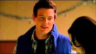Glee - Santa Baby (Full Scene/Performance)