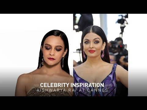 Celebrity Inspiration | Aishwarya Rai at Cannes