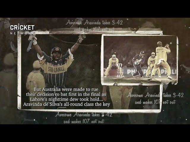 World Cup Rewind: SL stun the world