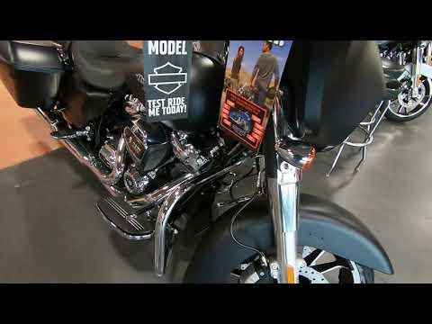 2020 Harley-Davidson Touring Street Glide FLHX