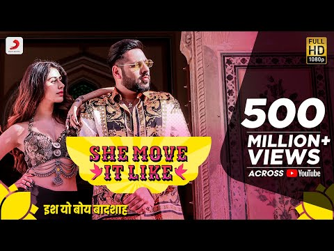 She Move It Like - Official Video | Badshah | Warina Hussain | ONE Album | Arvindr Khaira Mp3