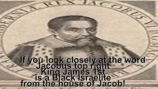 The  Dark Ages Black Monarchy of Europe King James VI  Part 3