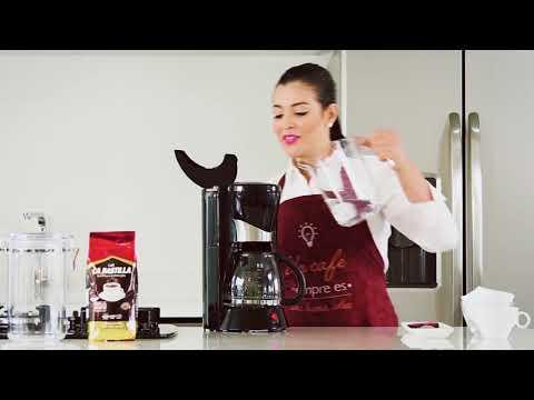 Cómo usar la cafetera por goteo