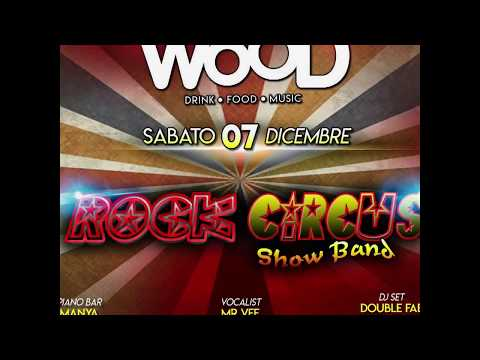 CIRCUS ShowBand Show Rock Dance Roma musiqua.it