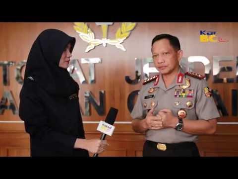 Wawancara Kapolri Jend.Pol. Tito Karnavian