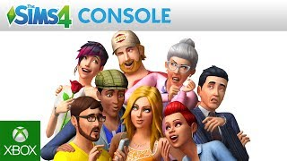 The Sims 4 Xbox One - Código 25 Dígitos