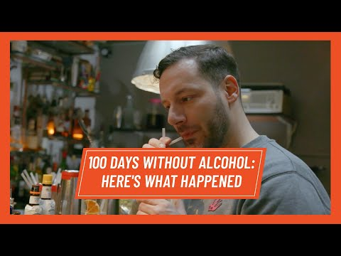 100 DAYS Without Alcohol: Here's What Happened | Men's Health UK