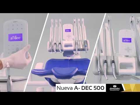 Nueva A-dec 500, redefiniendo la leyenda