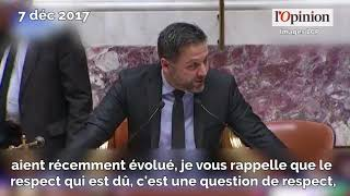 François Ruffin démontre son manque de respect envers les institutions