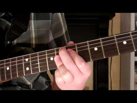 How To Play the F13 Chord On Guitar (F thirteenth) 13th