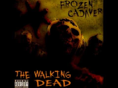 """The Walking Dead"" - Frozen Cadaver"