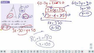 Eğitim Vadisi 9.Sınıf Matematik 24.Föy Üçgenlerde Eşlik ve Benzerlik Konu Anlatım Videoları