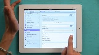 How to Enable Voice Control on the iPad : iPad Tutorials