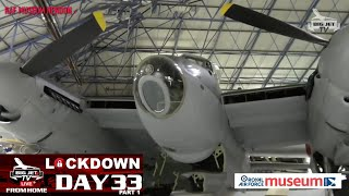 BIG JETS FROM HOME: DAY THIRTY THREE (Part 1) RAF HENDON