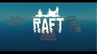Raft прохождение вдвоём. Начало путешествия #1
