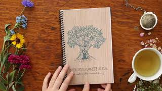 Explore The 2018 Soul Roots Planner & Journal!
