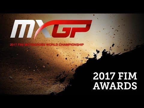 FIM Awards 2017 - Andorra #Motocross