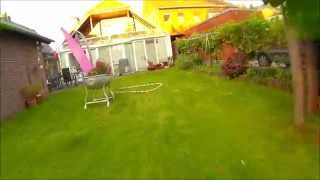 FPV Garden Fun - Diatone Blade 200