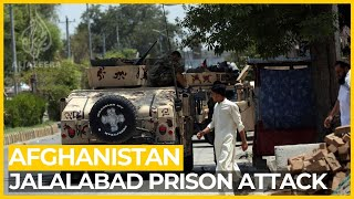 Gunmen Storm Prison In Afghanistans Jalalabad, Over 20 Killed