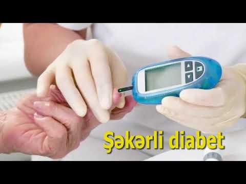 Şəkər diabet xəstəsi olmaq istəmirsinizsə aşağıdakılara mütləq əməl etməlisiniz.