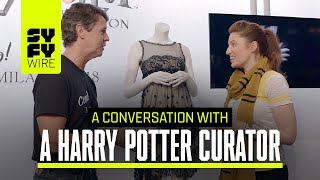 Harry Potter Costumes: An Expert Shows Us Some Famous Looks | SYFY WIRE