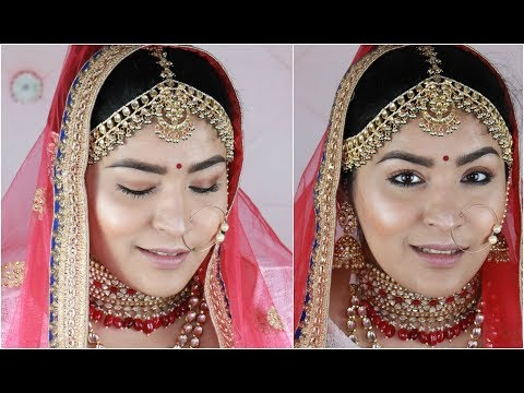 Anushka Sharma Wedding Inspired Makeup Tutorial | Minimalist Bride | Shreya Jain