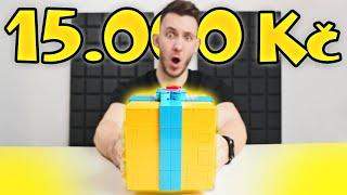 Lego PUZZLE BOX za 15.000 Kč!