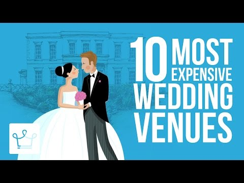 Video Top 10 Most Expensive Wedding Venues In The World