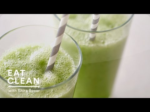 Video 4 Immune Boosting Smoothie Recipes - Eat Clean with Shira Bocar