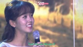 "[VIETSUB] 2015 KBS Drama Awards - ""Love Song"" Sungjae & Kim So Hyun"