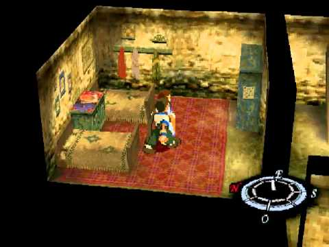 xenogears playstation review