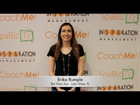 Erika Rumple - The Oasis Spa