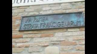 Via Francigena da Pavia a Lucca