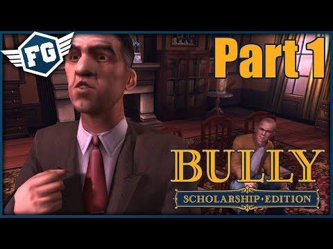 ŠKOLNÍ PEKLO ZAČÍNÁ - Bully: Scholarship Edition #1