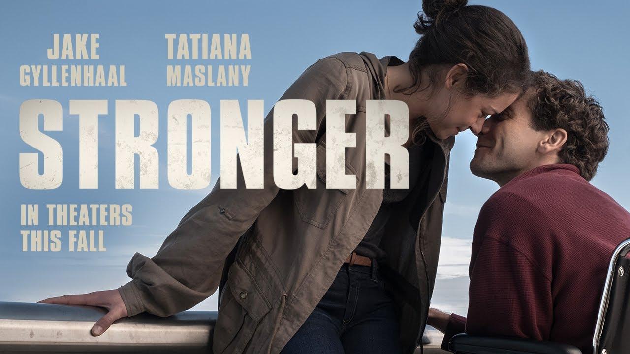 Trailer för Stronger