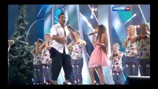 Стас Костюшкин и Эмили Купер - Родинка (Рождественская песенка года 2016)