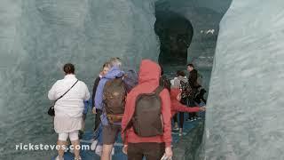 Thumbnail of the video 'Chamonix's Shrinking Glacier, the Mer de Glace'