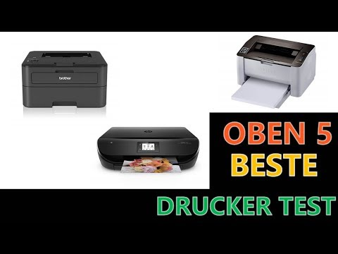 Beste Drucker Test 2019