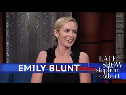 Emily Blunt Finds The Idea Of Mary Poppins A Little Creepy Mp3