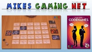 Codenames | Verlag: Heidelberger Spieleverlag | Czech Games Edition