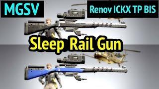 Tranquilizer Railgun (RENOV ICKX TP BIS) in Metal Gear Solid V: Phantom Pain (MGSV)