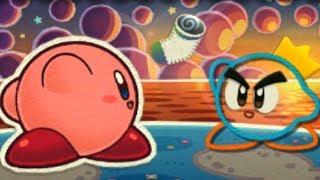 Kirby's Extra Epic Yarn - Final Boss + Ending