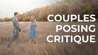 Wedding And Engagement Posing Critique - Community Photo Critique Ep. 2