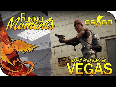 , title : 'CS GO Funny Moments │ What Happens in Vegas [CS GO Strat Roulette]'