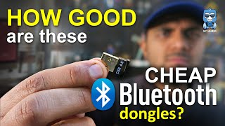Cheap Bluetooth Dongle for Computer - How good are these?