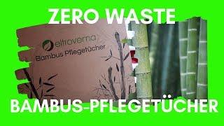 Zero Waste Microfasertücher sind schlecht - Tücher aus Bambus als Alternative