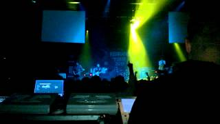 """Young Guns """"Speaking In Tongues"""" Live at Norwich UEA"""